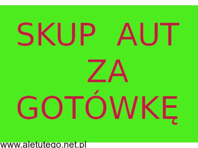 Szrot, złomowanie, odkup samochodów, skup samochodów, skup pojazdów, 518878010