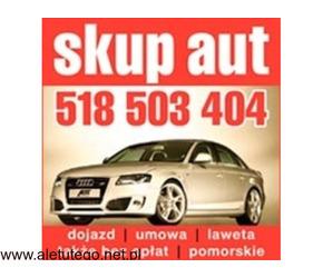 Auto skup, auto kasacja, auto złom, skup samochodów za gotówkę, skup aut 518503404, kasacja pojazdów