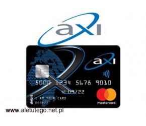 Karta Kredytowa - gotówka z bankomatu bez prowizji