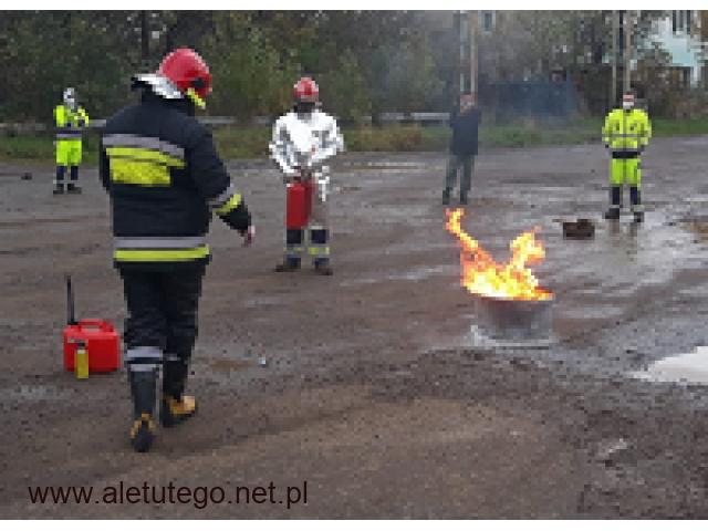 Operaty przeciwpożarowe dla Twojej firmy