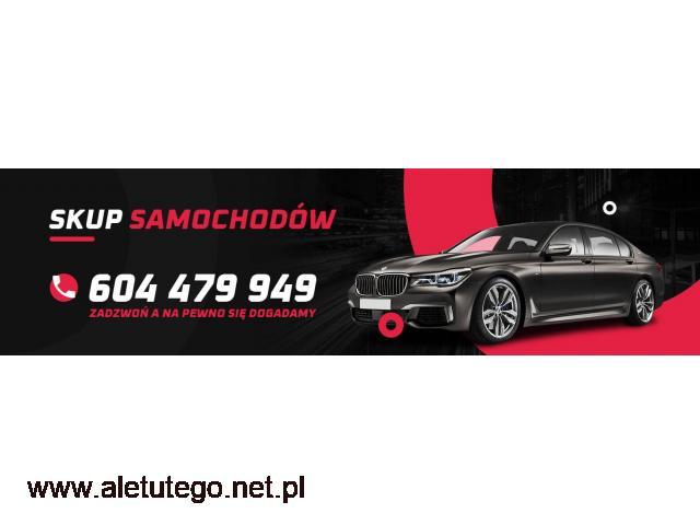 Błyskawiczna sprzedaż auta w Gdyni i okolicach!