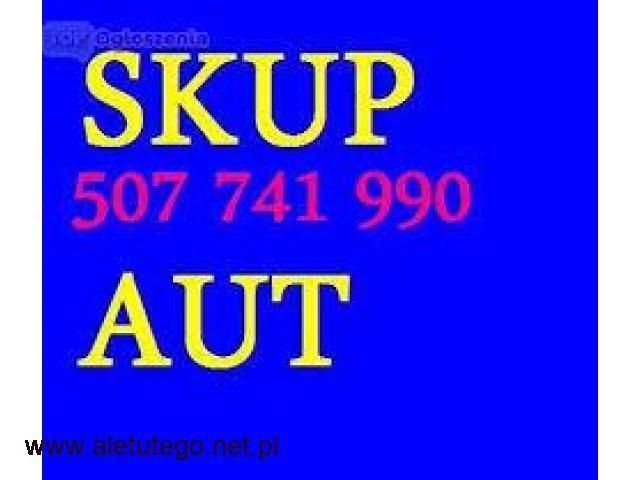 Skup anglików,507741990, skup samochodów za gotówkę w każdym stanie\
