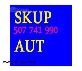 Skup anglików,507741990, skup samochodów za gotówkę w każdym stanie, odkup aut, skup złomów